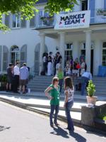 MARKET TEAM Sommer DV 2008 in Bad Kissingen Jugendherberge