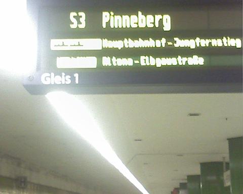 17 Minuten Wartezeit auf eine S-Bahn um 8:20 Uhr morgens?