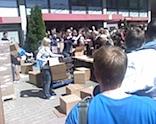 Chaostage an der Uni Goettingen Unicum Tuetenausgabe