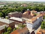 Historischer Campus der Universität Greifswald