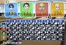 Punktekarte Nintendo Wii Bowling