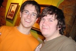 SrNarnaja + Dave im Cicero