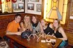 Erasmusquiz in der Bar Asturianu Oviedo