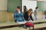 Referate halten an der spanischen Universität