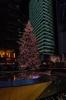 Weihnachtsbaum im Sony Centre