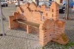 Sitzbank in Beeskow