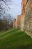 Teil der alten Beeskower Stadtmauer